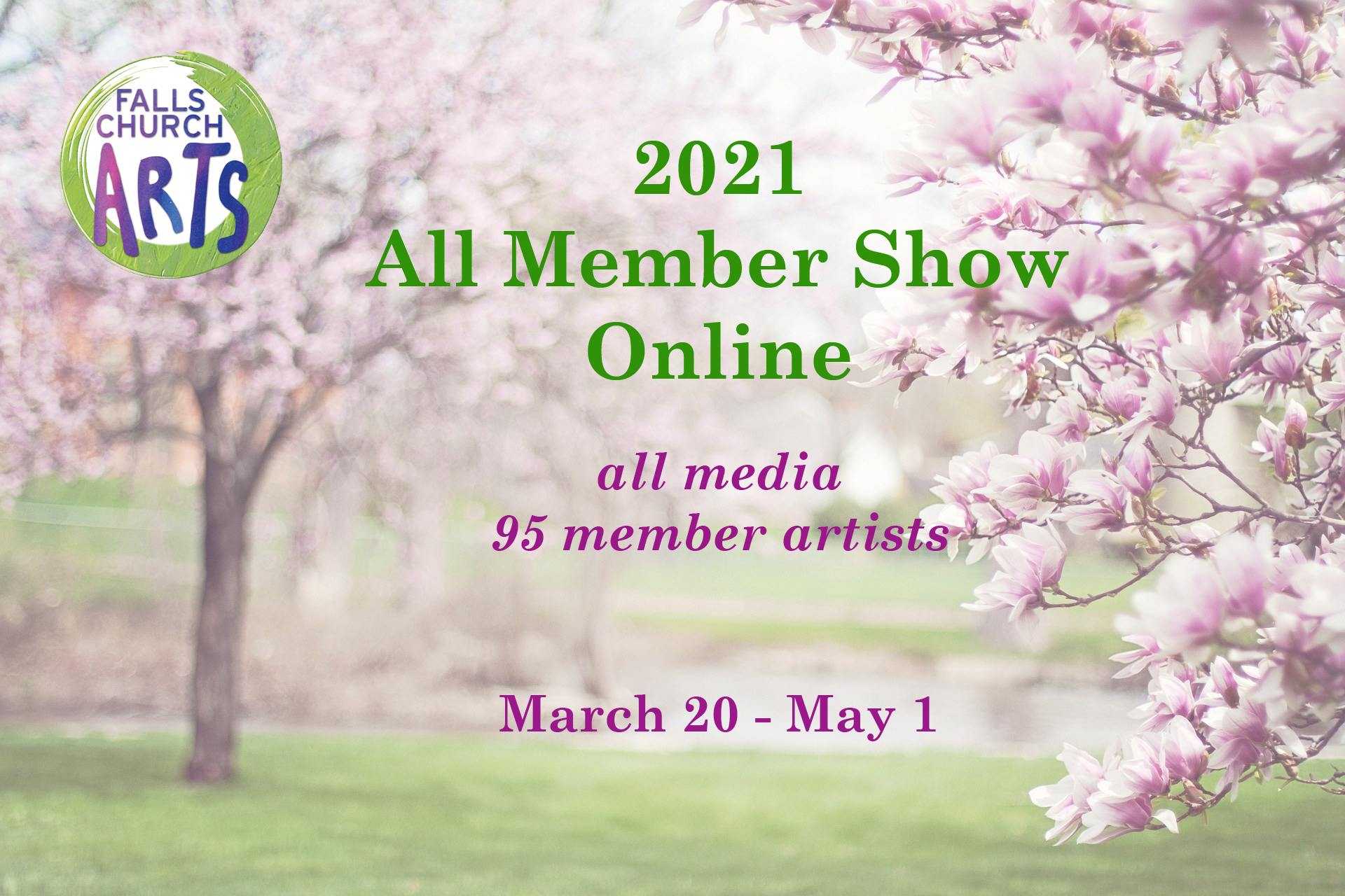 2021 All Member Show Online