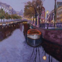 Pastel & Gouache – Mixed Media Painting